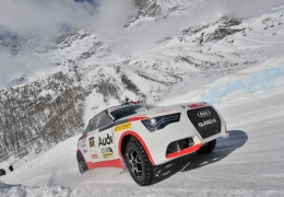 Ice Driving Cervinia